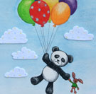 Pablo the Panda Balloon Adventure