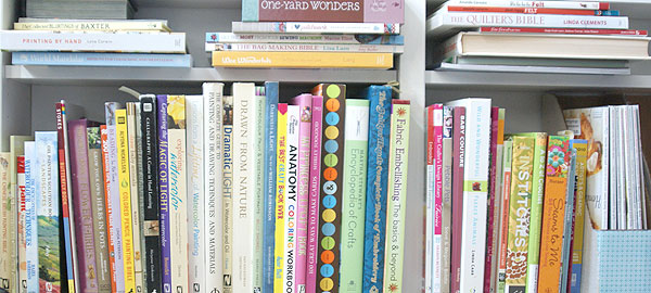 Art Craft Books in my library
