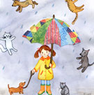 It&#8217;s Raining Cats and Dogs!