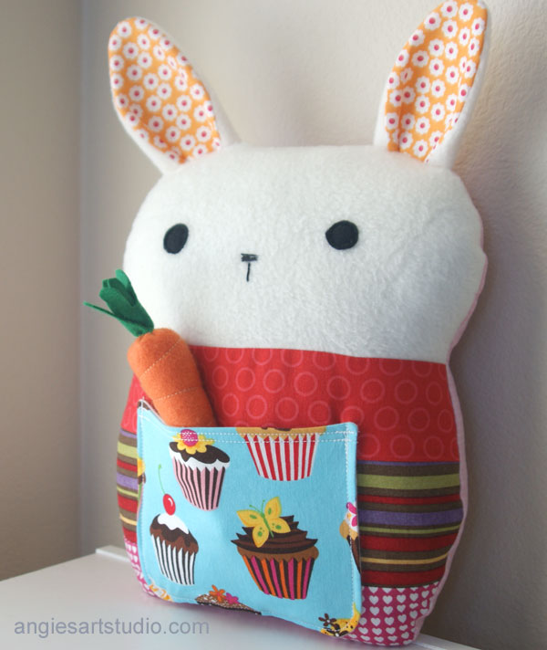 patchwork bunny