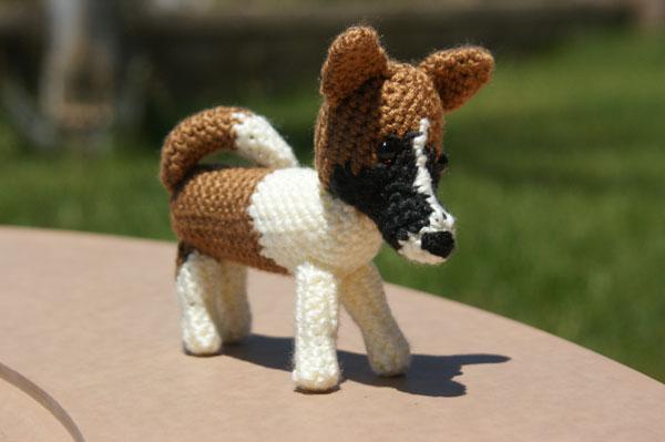 akita crochet