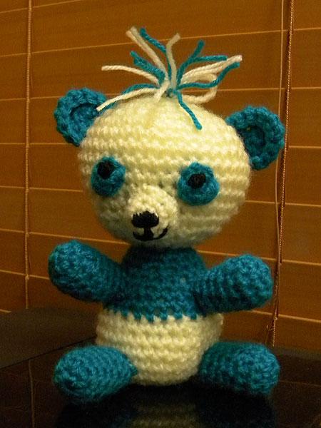 panda Blue