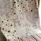 How to Make a Patchwork Baby Quilt: My Quick and Lazy Way