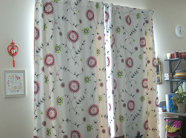 Curtains Premier Prints Emma Candy Pink