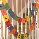 Christmas Banners: A Fun Craft Project For the Kids