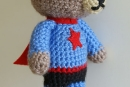 Super Bear, amigurumi crochet