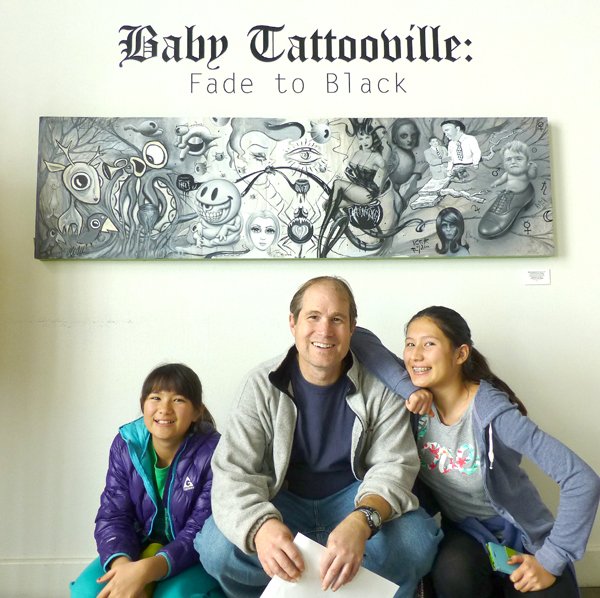 Baby Tattooville: Fade to Black