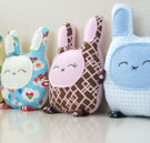 Baby Bunny Pillows