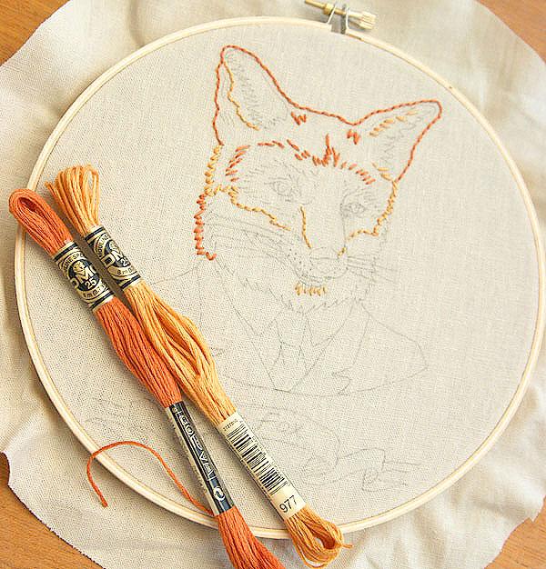 Ryan Berkley Embroidery