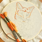 Embroidery Tips Presented by Mr Fox