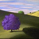 Lime Green & Purple, 2003